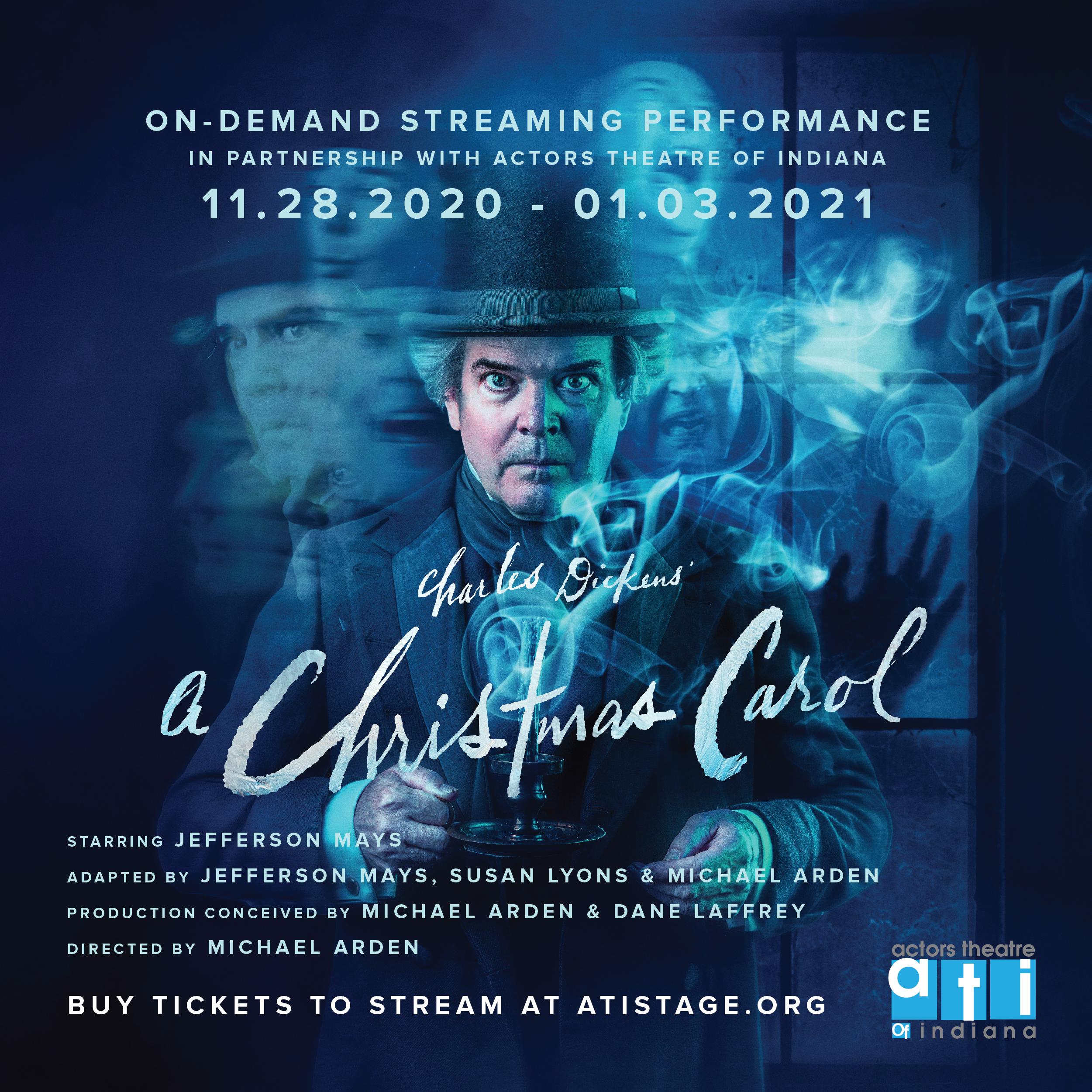 Christmas Carol 2021 Louisville A Christmas Carol Actors Theatre Of Indiana